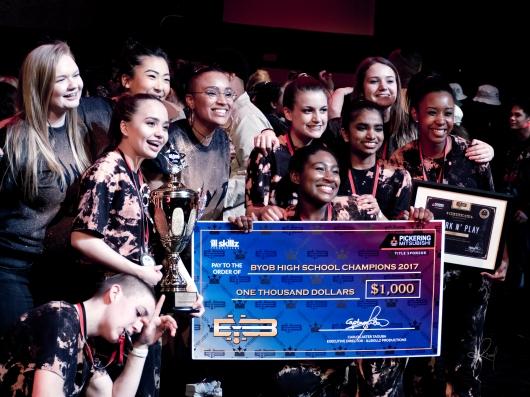 BYOB Dance 2017: Champions